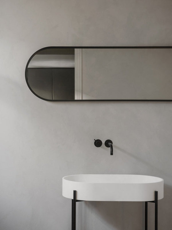 Oval Wall Mirror-Wall Mirror-Norm Architects-menu-minimalist-modern-danish-design-home-decor