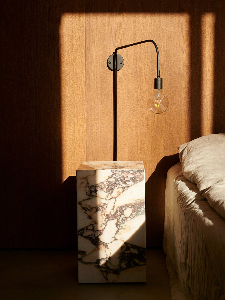 Tribeca Staple Wall Lamp-Wall Lamp-Soren Rose Studio-menu-minimalist-modern-danish-design-home-decor