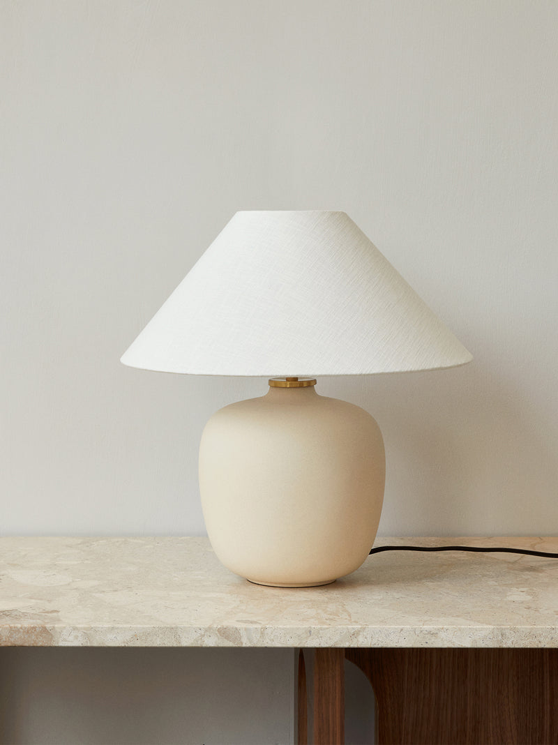 Torso Table Lamp, 37