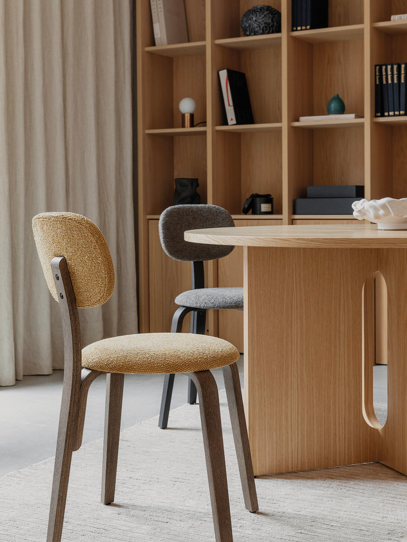 Afteroom Plywood, Dining Chair Upholstered Seat & Back