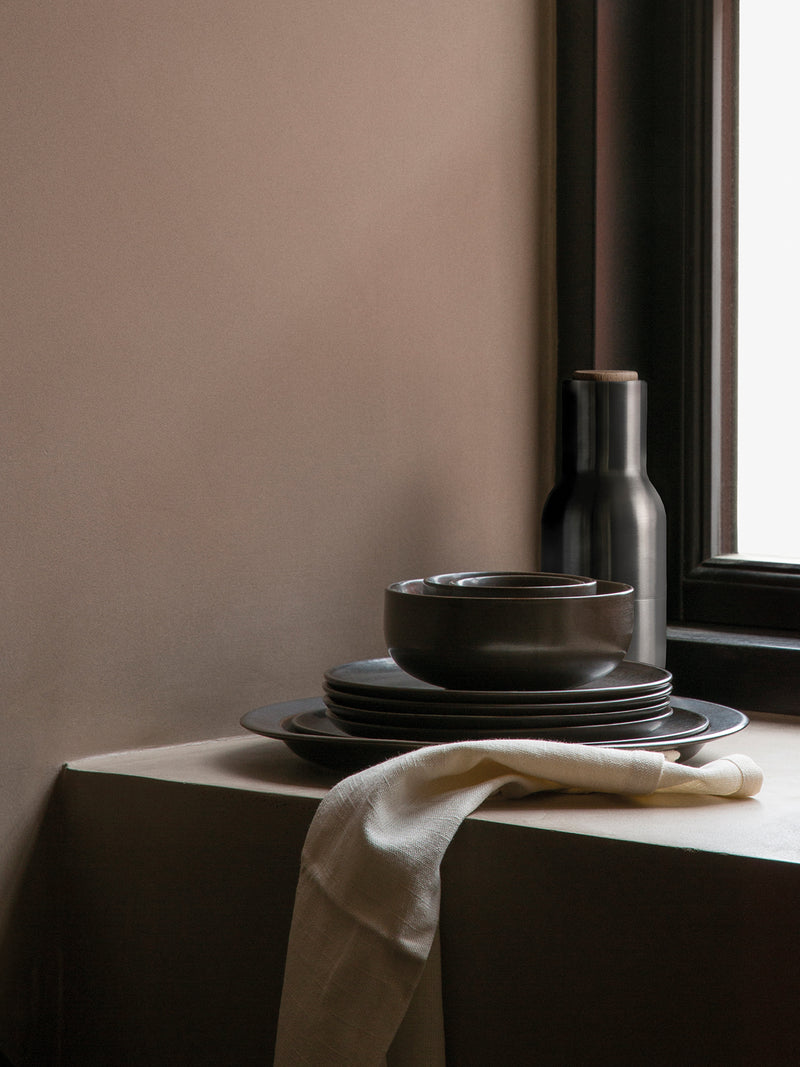 New Norm Dinnerware Plate Dish By Norm Architects Porcelain Dinner Plates In Subtle Colors Menu Furniture Decor