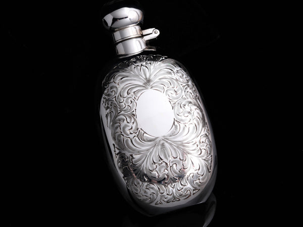 Small Shot Flask