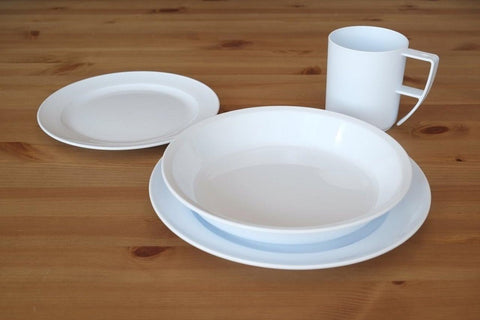 unbreakable tableware place setting