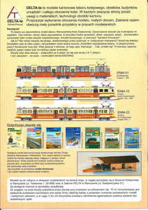 Electric Commuter Train 2 Versions Series EN94