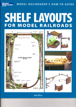 Load image into Gallery viewer, Shelf Layouts For Model Railroads