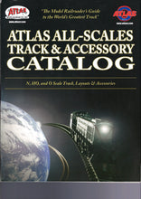 Load image into Gallery viewer, Atlas All-Scales Track & Accessory Catalog