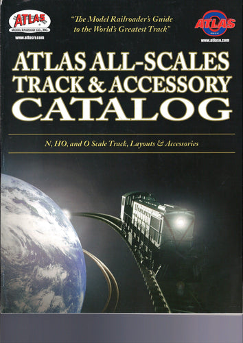 Atlas All-Scales Track & Accessory Catalog