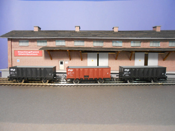 PIKO HO Scale Freight Wagons