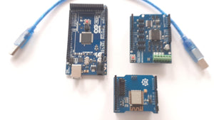 DCC Command Station Arduino Boards For Computer Or WiFi Control