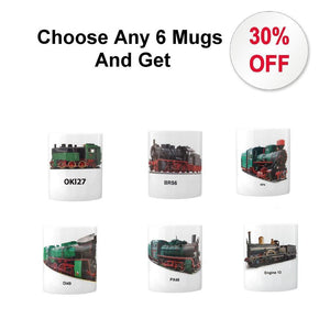 A Railroad Mug 30% Discount - Poland's Best Home & Hobby