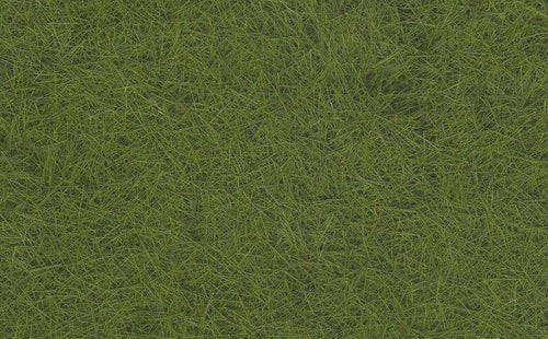 Static Grass Medium Green 4.5 mm