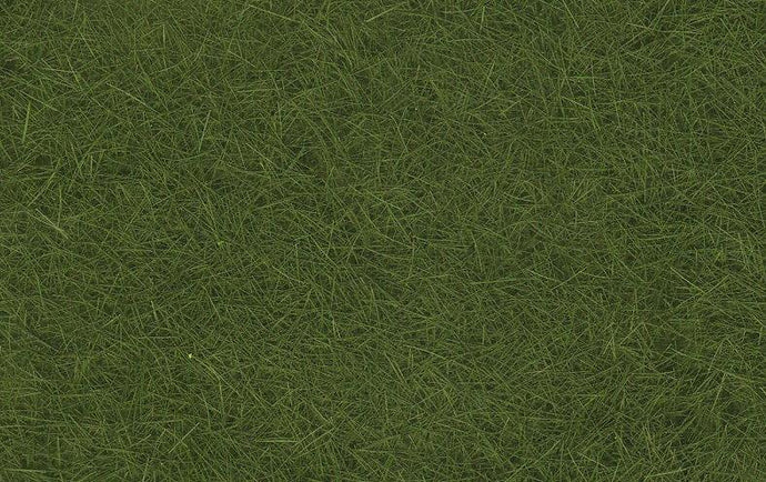Static Grass Dark Green 1 mm