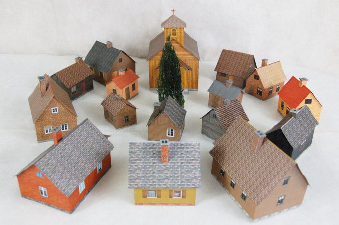 Christmas Village - Poland's Best Home & Hobby