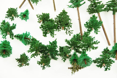 Spruce Tree Package Used Trees