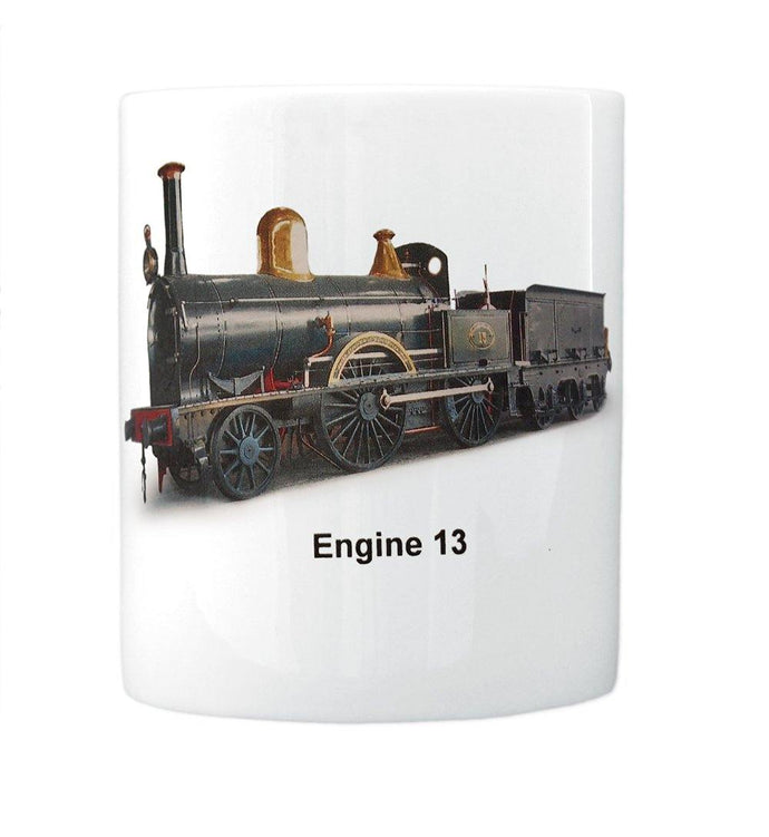 Engine 13 One Of The First Coffee Mugs Chosen