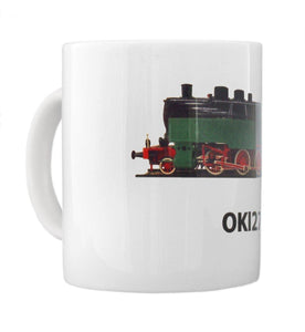 Engine OKl27 A Tank Engine Coffee Mug Favorite - Poland's Best Home & Hobby