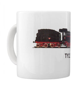 Heavy Coal Hauler TY23 Large Coffee Mug - Poland's Best Home & Hobby
