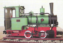 Load image into Gallery viewer, Steam Engine Model Borsig Bn2t