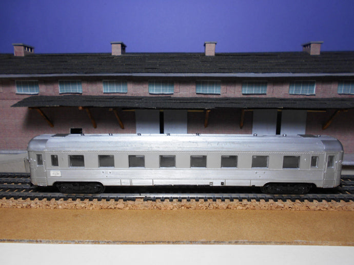 HO Scale French Passenger Cars