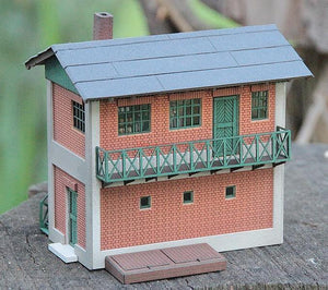 Control Tower Laser Cut HO Scale Model - Poland's Best Home & Hobby
