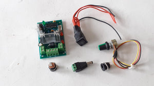 Model Train Power Supply DIY DC Controller Parts