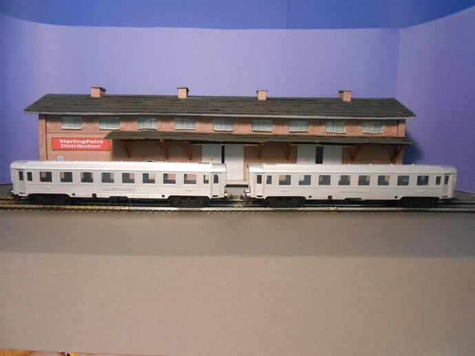 HO Scale French Line Passenger Cars - Cars 2