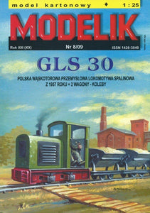 Narrow Gauge Industrial Diesel Engine GLS30