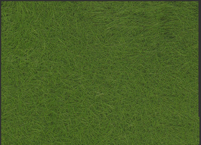 Static Grass Green 3 mm