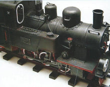 Load image into Gallery viewer, POLISH NARROW-GAUGE STEAM LOCOMOTIVE FROM 1948
