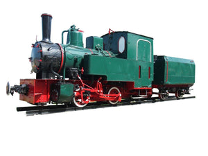 The Most Copied Narrow Gauge Steam Engine Lynx Presented On A Large Mug