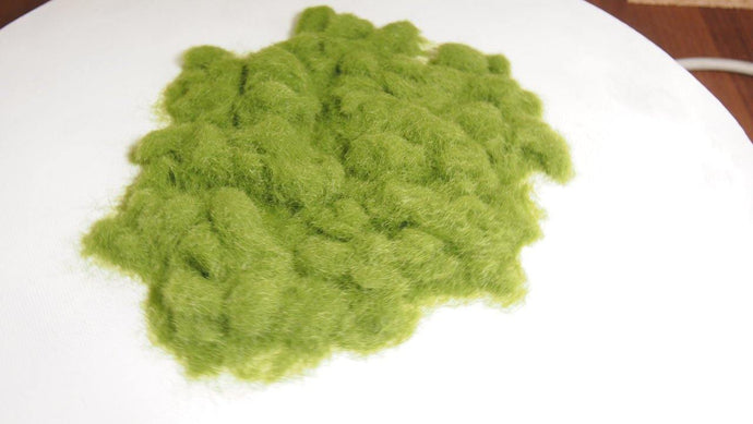 Static Grass Moss Green 6 mm