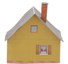 Load image into Gallery viewer, Free Plan For A Painted Wood House