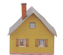 Load image into Gallery viewer, Free Plan For A Painted Wood House - Poland's Best Home & Hobby