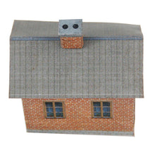 Load image into Gallery viewer, Tiny Brick House Carton Model Plan 20