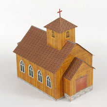 Load image into Gallery viewer, Old Wood Church Plan 29