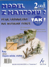 Load image into Gallery viewer, Narrow Gauge Steam Engine And Snow Plow For HO, OO and TT Scale Title: Plug Odsniezny Na Waskim Torze - Poland's Best Home & Hobby