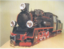 Load image into Gallery viewer, Narrow Gauge Steam Engine Model Px48