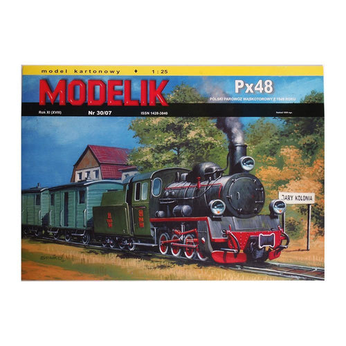 Narrow Gauge Steam Engine Model Px48 - Poland's Best Home & Hobby