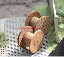 Load image into Gallery viewer, 6 Laser Cut Cable Reels - Poland's Best Home & Hobby