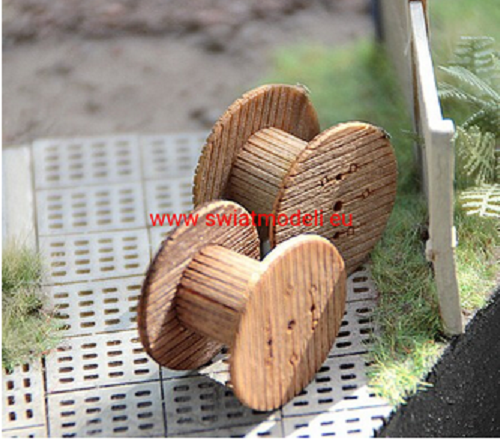 6 Laser Cut Cable Reels - Poland's Best Home & Hobby