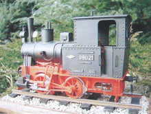 Load image into Gallery viewer, German Narrow-Gauge Steam Locomotive From 1904 Bn2t Freudenstein
