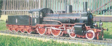 Load image into Gallery viewer, German Steam Locomotive for Passenger Trains From 1898 Od2