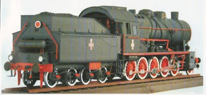 Steam Engine Heavy Freight Model TY23 - Poland's Best Home & Hobby