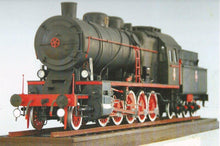 Load image into Gallery viewer, Steam Engine Heavy Freight Model TY23
