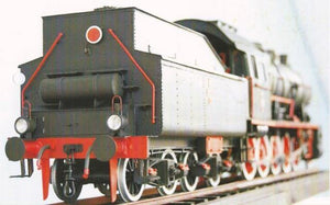 Steam Engine Heavy Freight Model TY23