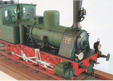 Load image into Gallery viewer, Prussian Steam Locomotive From 1882 T-3