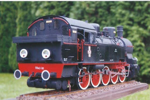 Polish Freight Steam Engine From 1916 - Poland's Best Home & Hobby