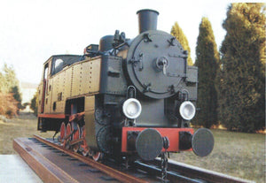 Steam Engine Model TW29