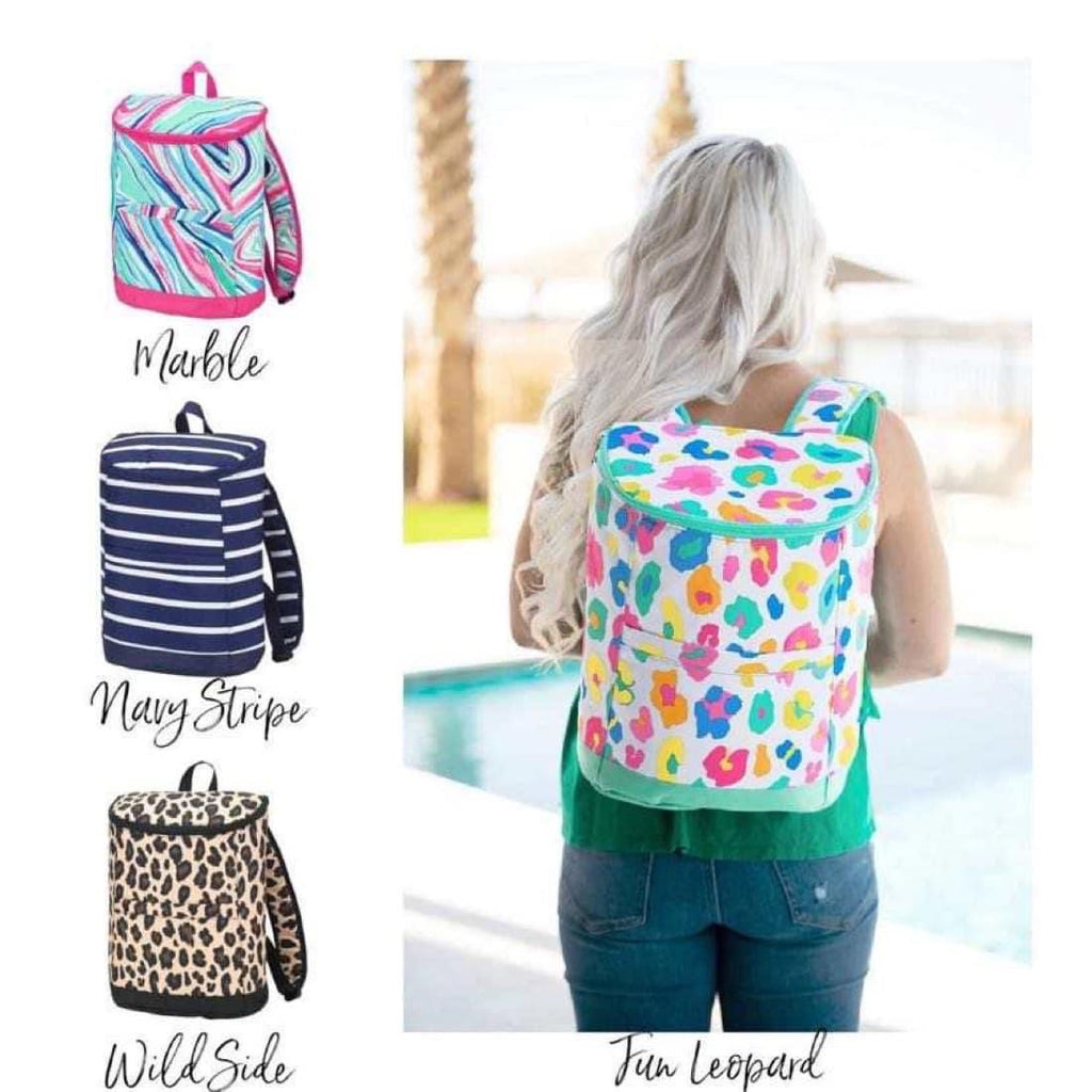 Summer Fun Cooler Backpacks