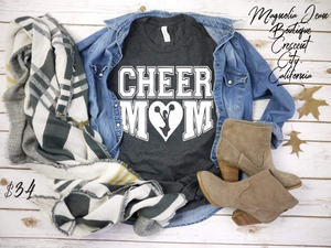 Fundraiser- Redwood School Cheerleading- Cheer Mom